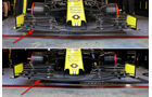 Renault - Technik - GP Spanien 2019