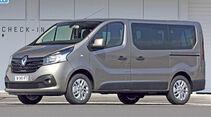 Renault Trafic, Best Cars 2020, Kategorie L Vans