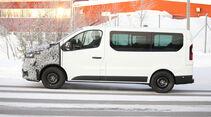 Renault Trafic Erlkönig