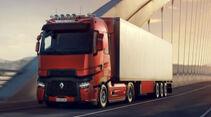 Renault Trucks Modellpflege 2021