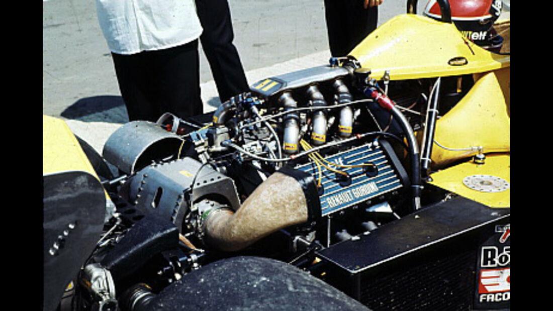Renault Turbomotor 1977