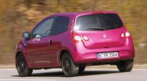 Renault Twingo 1.2, Heck
