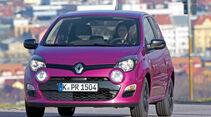 Renault Twingo 1.2 LEV 16 V 75, Frontansicht