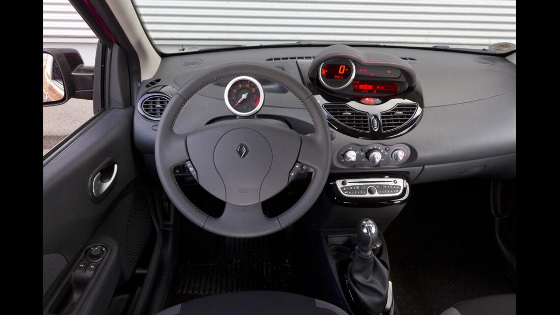 Renault Twingo 1.2 LEV 16V 75, Cockpit
