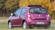 Renault Twingo 1.2 LEV 16V 75 Liberty, Heckansicht