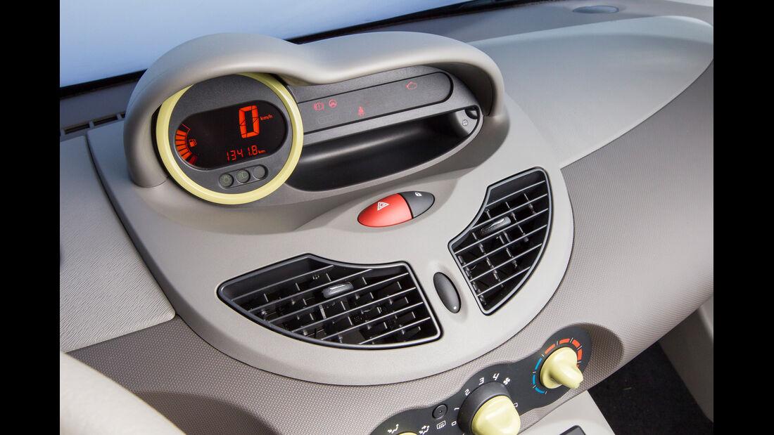 Renault Twingo 1.2 LEV 16V 75 Liberty, Rundinstrument