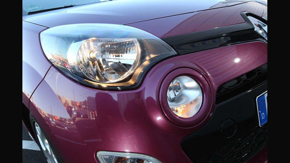 Renault Twingo 1.2, Scheinwerfer