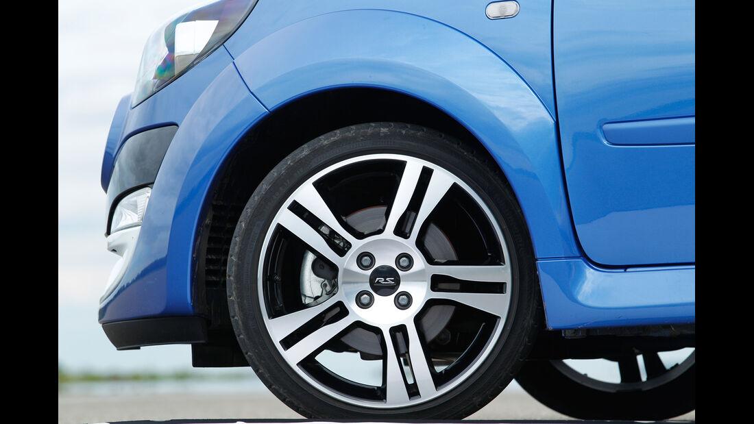 Renault Twingo 1.6 16V 130 Gordini R.S., Rad, Felge