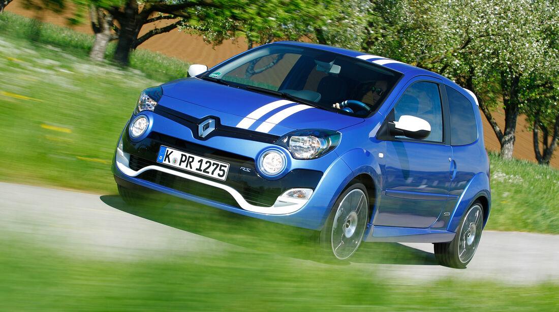 Renault Twingo 1.6 16V 130 Gordini R.S., Seitenansicht