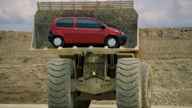 Renault Twingo, 1. Generation