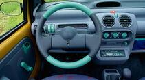 Renault Twingo, 1. Generation, Innenraum, Cockpit