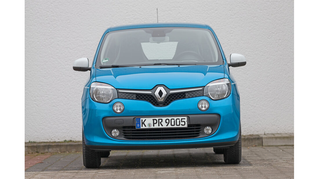 Renault Twingo, Assistenzsysteme
