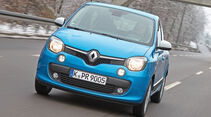 Renault Twingo, Assistenzsysteme