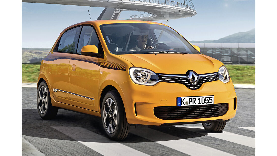 Renault Twingo, Best Cars 2020, Kategorie A Micro Cars