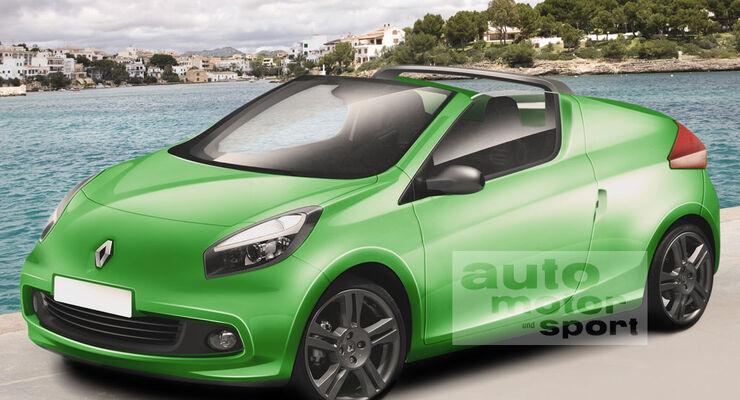 Renault Twingo Cabrio