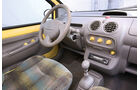 Renault Twingo, Cockpit, Lenkrad