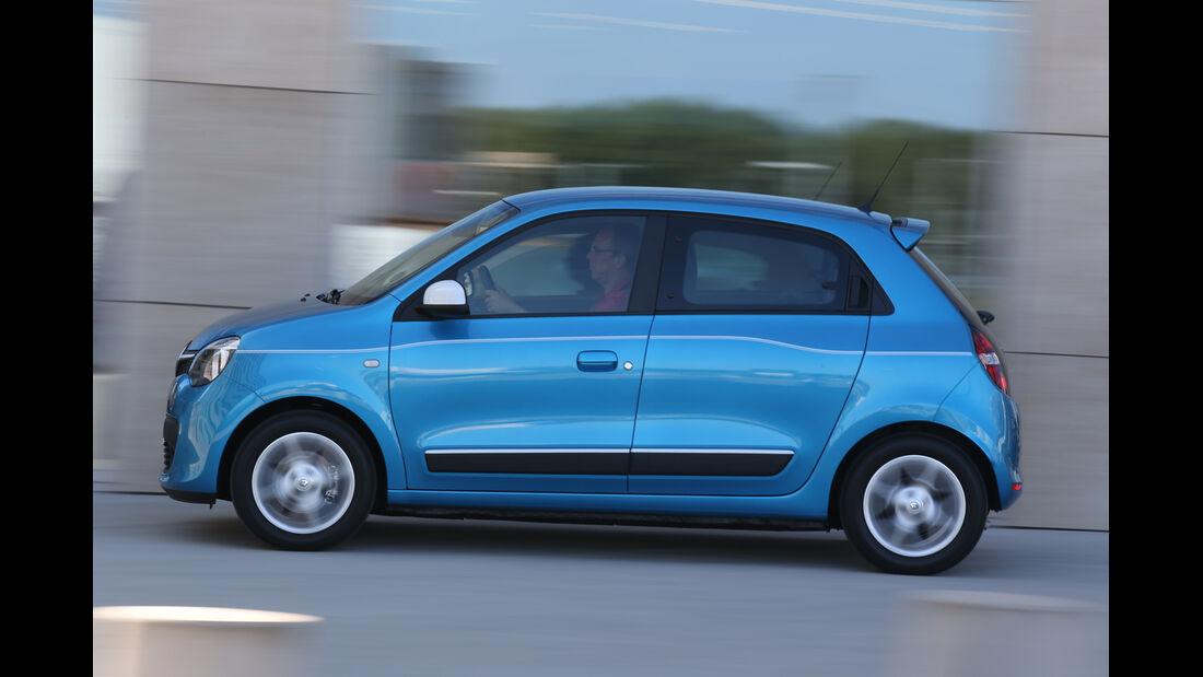 Renault Twingo Energy SCe, Seitenansicht