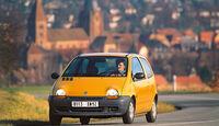 Renault Twingo, Frontansicht