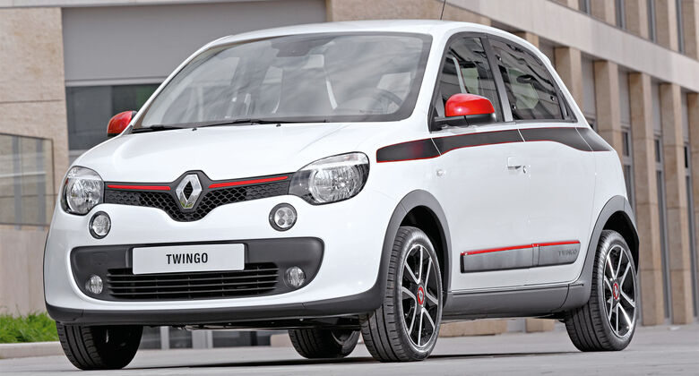 renault twingo tests auto motor und sport. Black Bedroom Furniture Sets. Home Design Ideas