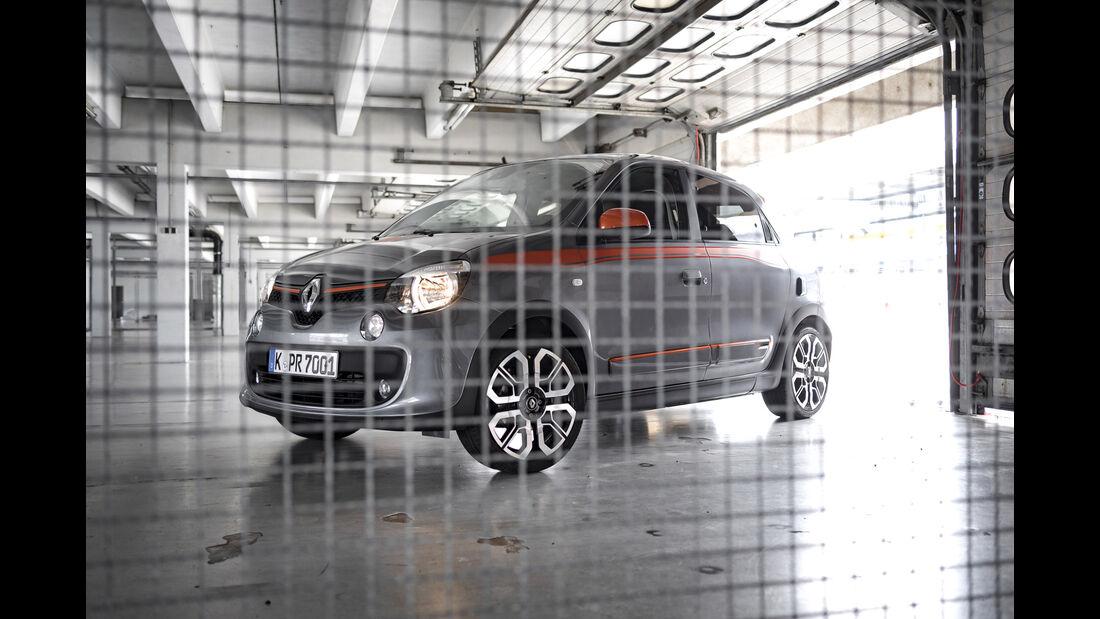 Renault Twingo GT,Exterieur