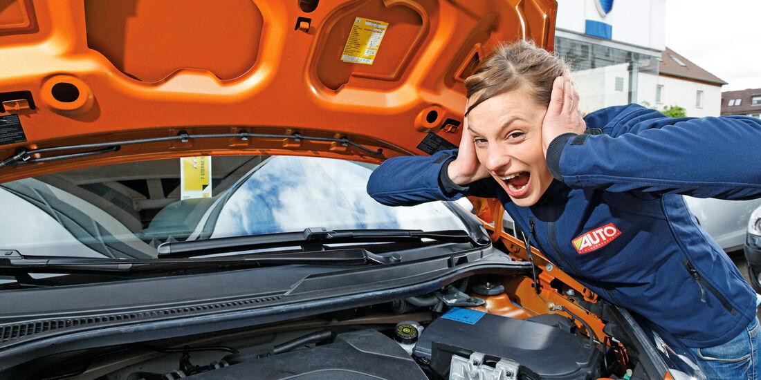 Renault Twingo, Motor, Anna Matuschek