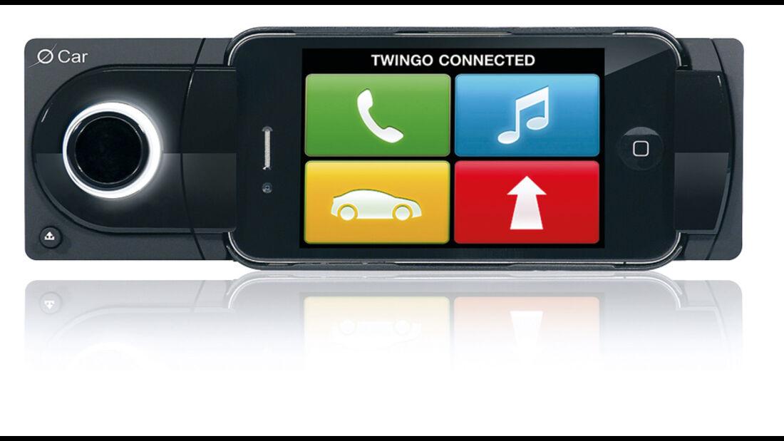 Renault Twingo, Oxygen-Radio