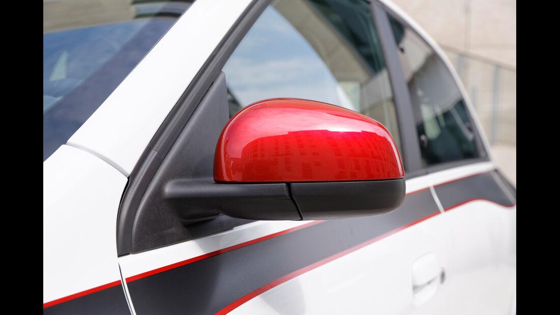 Renault Twingo, Rückspiegel