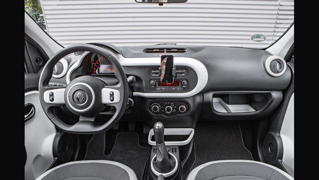 Renault Twingo SCe 70 Energy, Cockpit