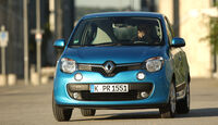 Renault Twingo SCe70, Frontansicht