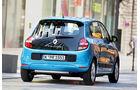 Renault Twingo SCe70, Heckansicht