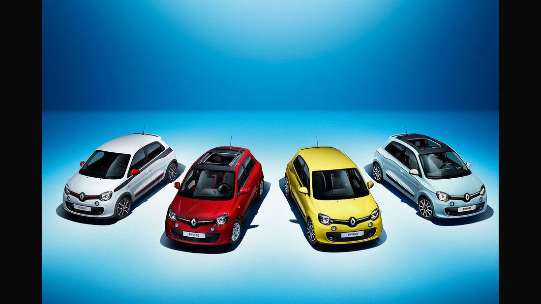 Renault Twingo Sperrfrist 14.02.2014