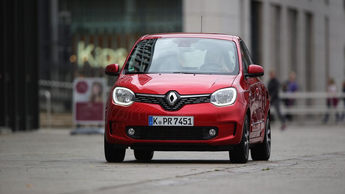 Renault Twingo TCe 90, Exterieur