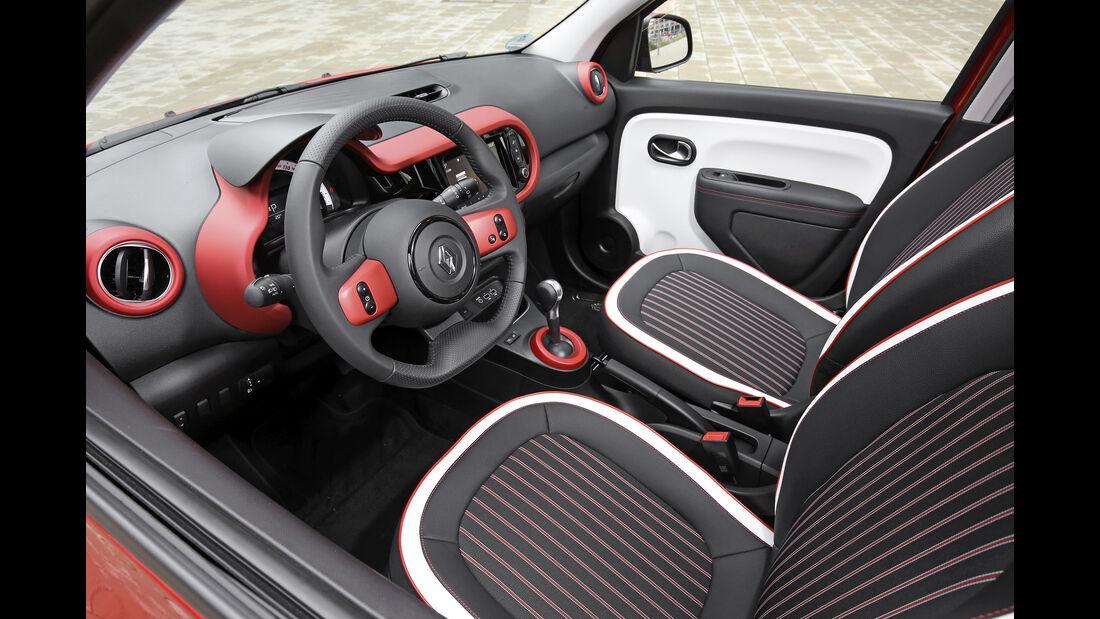 Renault Twingo TCe 90, Interieur