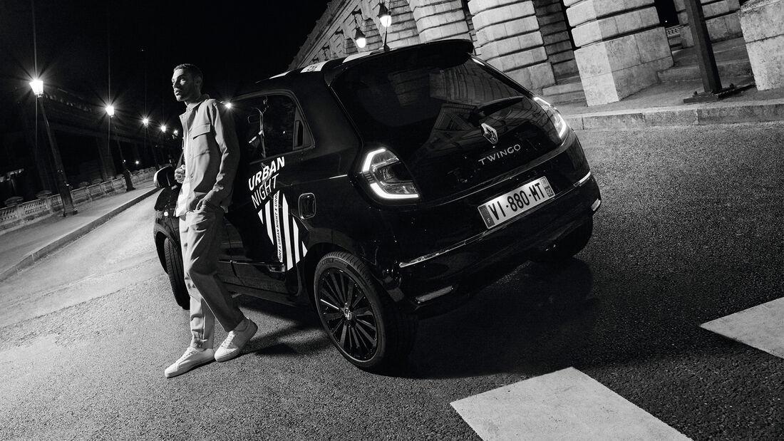 Renault Twingo Urban Night Sondermodell 2021
