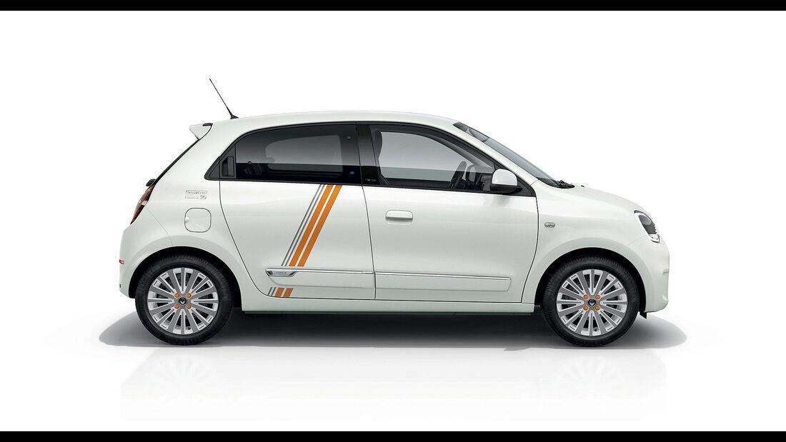 Renault Twingo Z.E. Vibes