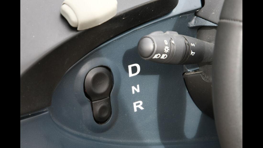 Renault Twizy, DNR