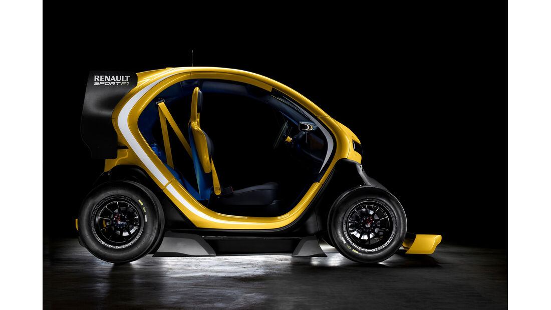 Renault Twizy F1 Concept 2013