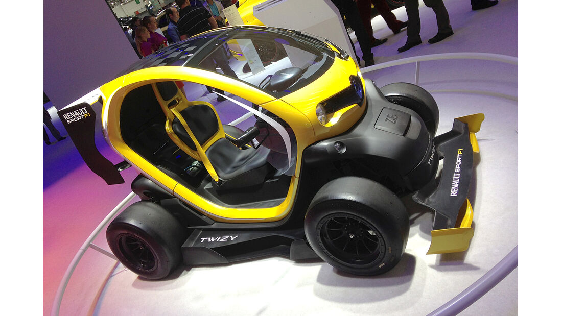 Renault Twizy F1 - IAA 2013