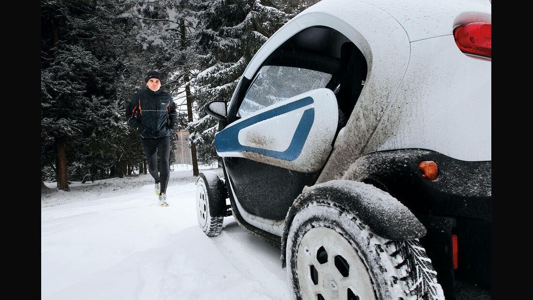 Renault Twizy, Seitenansicht, Jön Thomas