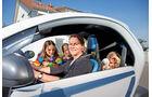 Renault Twizy, Seitenansicht, Kinder