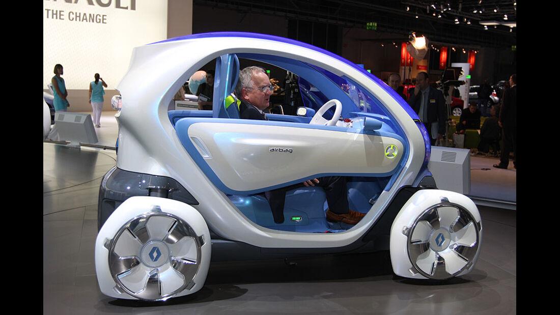 Renault Twizy Z.E. Concept IAA 2009
