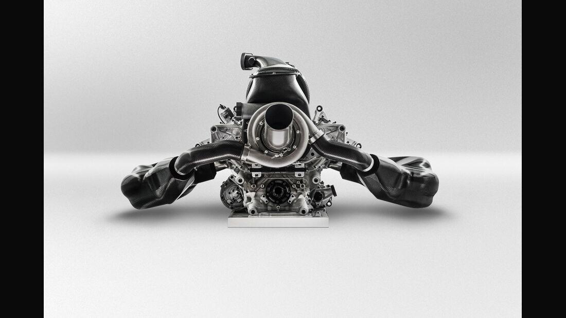 Renault V6 Turbo 2014