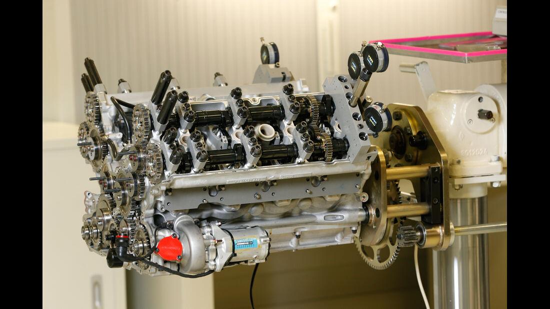 Renault V8 F1-Motor 2013