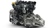 Renault Vierzylinder Motor 2018