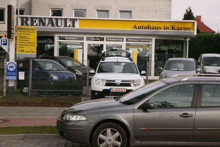 renault werkst ttentest 2010 autohaus in karow berlin karow seite 4 auto motor und sport