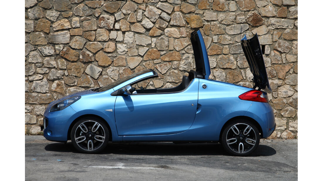 Renault Wind 1.6