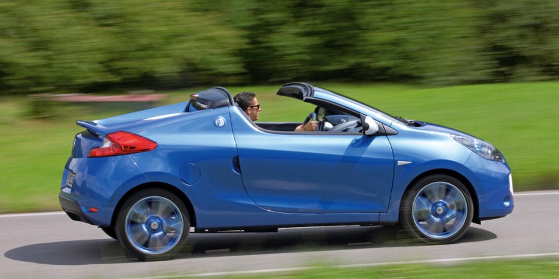 Renault Wind 1.6 16V Gordini, Seitenansicht
