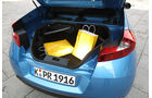 Renault Wind, Cabrio, Kofferraum