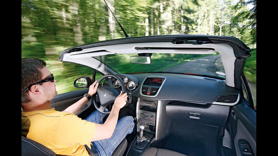 Renault Wind, Cockpit