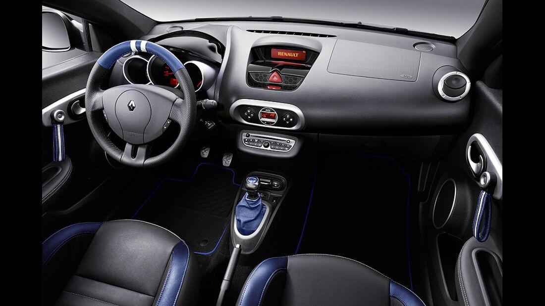 Renault Wind Gordini, Innenraum